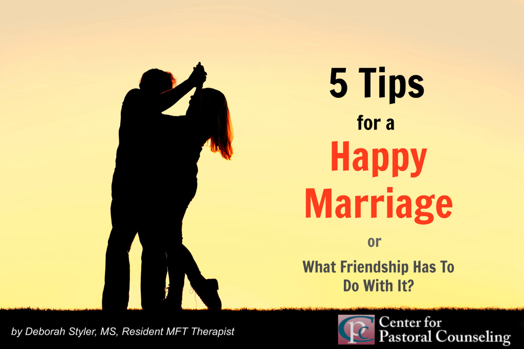 5 Tips For Happy Marriage