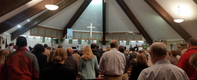 MESSIAH UNITED METHODIST CHURCH